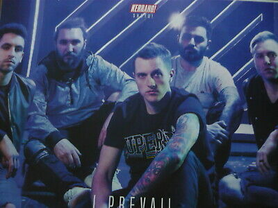 I PREVAIL - MAGAZINE CUTTING (FULL PAGE PHOTO) (REF 6)