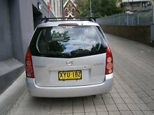 2002 Mazda Premacy Hatchback.Suit Toyota,wagon,backpackers..swap Woolloomooloo Inner Sydney Preview