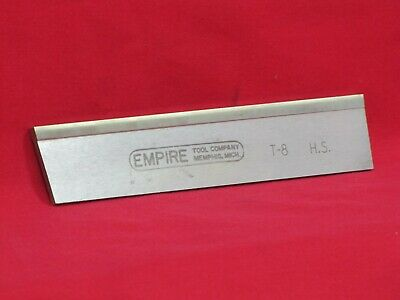 Lathe Cut-off Blade. Hss. 316 X 1-316 X 5-12. Made In Usa. T-8. New