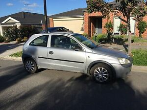 2001 Holden Barina Hatchback Mernda Whittlesea Area Preview