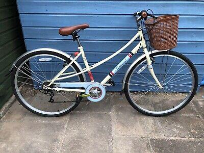 Universal Cycle Classic Ladies Bike With Basket