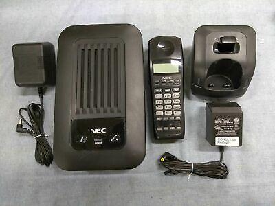 Nec Dtl-8r-1 730095 Dterm Cordless Dect Dsx Sv8100 Phone System Refurb