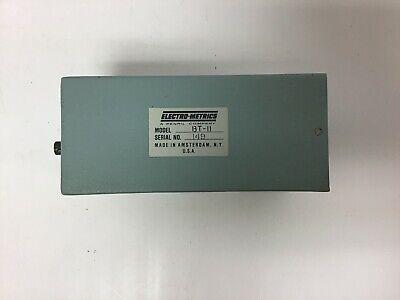 Electro-metrics Bt-11 Bnc Connector