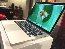 "APPLE MACBOOK RETINA 13"", 256 SSD,8GB RAM LAPTOP /BATTERY PROBLEM Wheelers Hill Monash Area Preview"