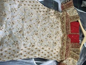 Brand new Pakistani bridal outfit w tags