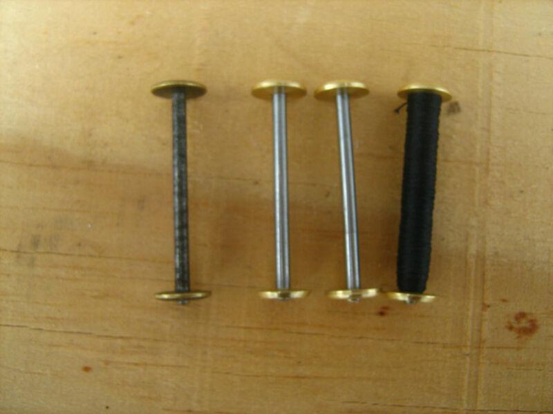 3 New Davis Sewing Machine Bobbins--Vertical Feed, Minnesota +