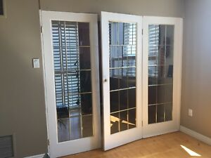 Beveled French Doors for sale
