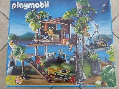 PLAYMOBIL Baumhaus 3217
