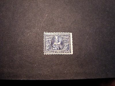 US Stamp Scott# 330 Pocahontas 1907  MH  C346
