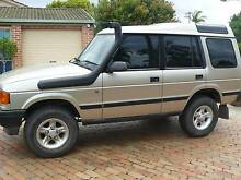 1999 Land Rover Discovery Wagon Coffs Harbour 2450 Coffs Harbour City Preview