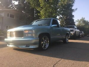 1990 Custom Lowered GMC 1500 *MUST SELL*