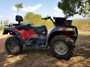 Bombardier 4wd Quad Bike Adelaide River Finniss Area Preview
