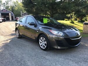 2010 Mazda 3 GS ONE OWNER!! ONLY 81,000KM