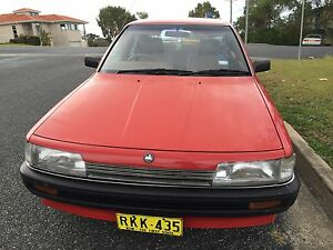 1990 Holden Apollo Sedan Woolgoolga Coffs Harbour Area Preview