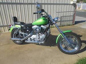 HARLEY DAVIDSON 1995 SPORTSTER 1200cc FOR SALE OR SWAP Dudley Park Port Adelaide Area Preview