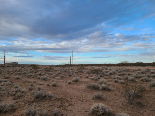 Nice residential lot in Florence, AZ (Pinal County) - Cash or finance