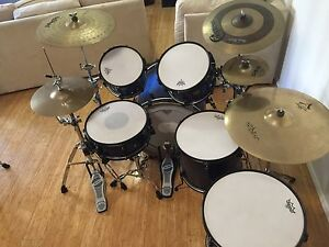 Mapex meridian birch limited edition Wolli Creek Rockdale Area Preview