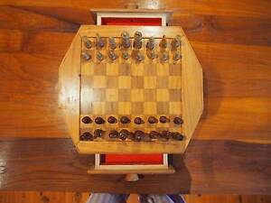 Wooden Chess Box Roseville Ku-ring-gai Area Preview