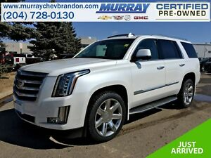 2016 Cadillac Escalade Luxury Collection 4WD *360 Camera* *Nav*