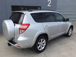 2009 Toyota RAV4 Wagon Sippy Downs Maroochydore Area Preview