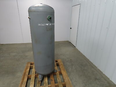 Industrial Vertical Air Receiver Tank 80 Gallon 20in Diameter 200 Psi