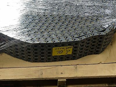 Table Top Straight Conveyor Chain 70' x  6""