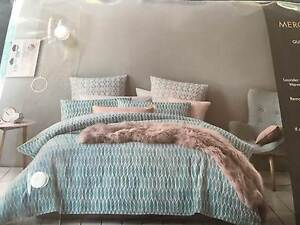 Quilted Queen Cover Set Oakleigh South Monash Area Preview