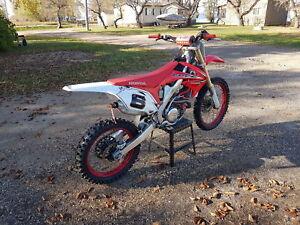 Rebuilt 2009 Honda CRF450R