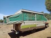 Jayco swan campervan Eltham Nillumbik Area Preview