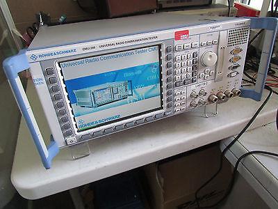 Rohde Schwarz Cmu200 1100.0008.02 Universal Radio Communications Tester