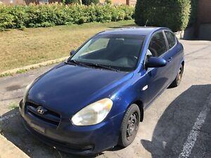 Accent 2007 Hatchback
