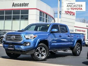 2016 Toyota Tacoma SR5 - 1 OWNER|NAVI|BLUETOOTH|BACKUP CAMERA