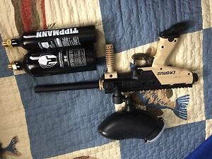 Cronus paintball gun