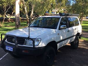 Landcruiser 105 GXL LOW KMS Woodlands Stirling Area Preview