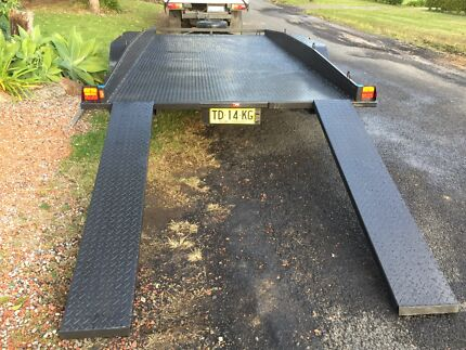 15ft car trailer for HIRE Nowra Nowra-Bomaderry Preview