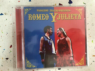 Romeo Y Julia CD Vagalume Theater Präsentiert Notruf A La Reunion Capuleto comprar usado  Enviando para Brazil