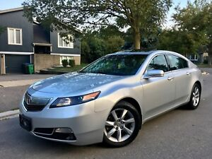 2012 Acura TL Certified & Clean Car Proof