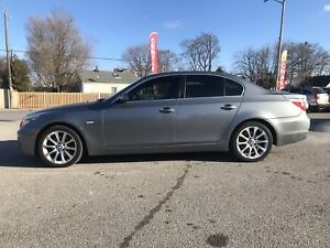 2010 BMW 535xi AWD M Sport Rims. Certified.
