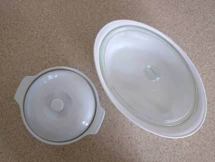 Wanted: Two baking dishes