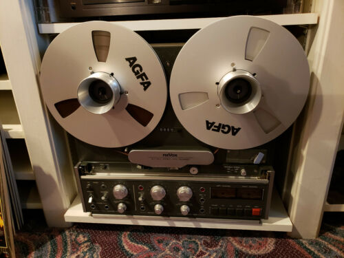 REVOX B77 MK II B 77 B-77 MK2 RTR REEL TO REEL IN AWESOME CONDITION -REDUCED!!!