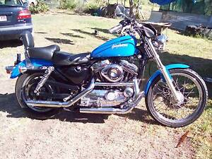 1995 sportster Woodford Moreton Area Preview