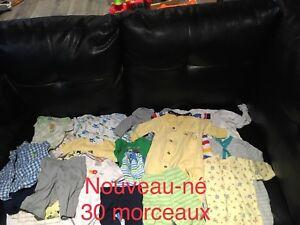 Vêtement pour bebe garçon