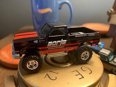 Hot Wheels 83 Silverado 4x4 Custom Walmart Executive Borla