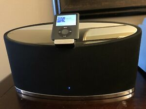 Bowers and Wilkins Zeppelin Mini with Bluetooth adapter