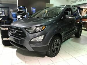 Ford EcoSport SES 4RM