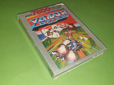 Atari 7800 VCS Game Box - Xevious *No Game*