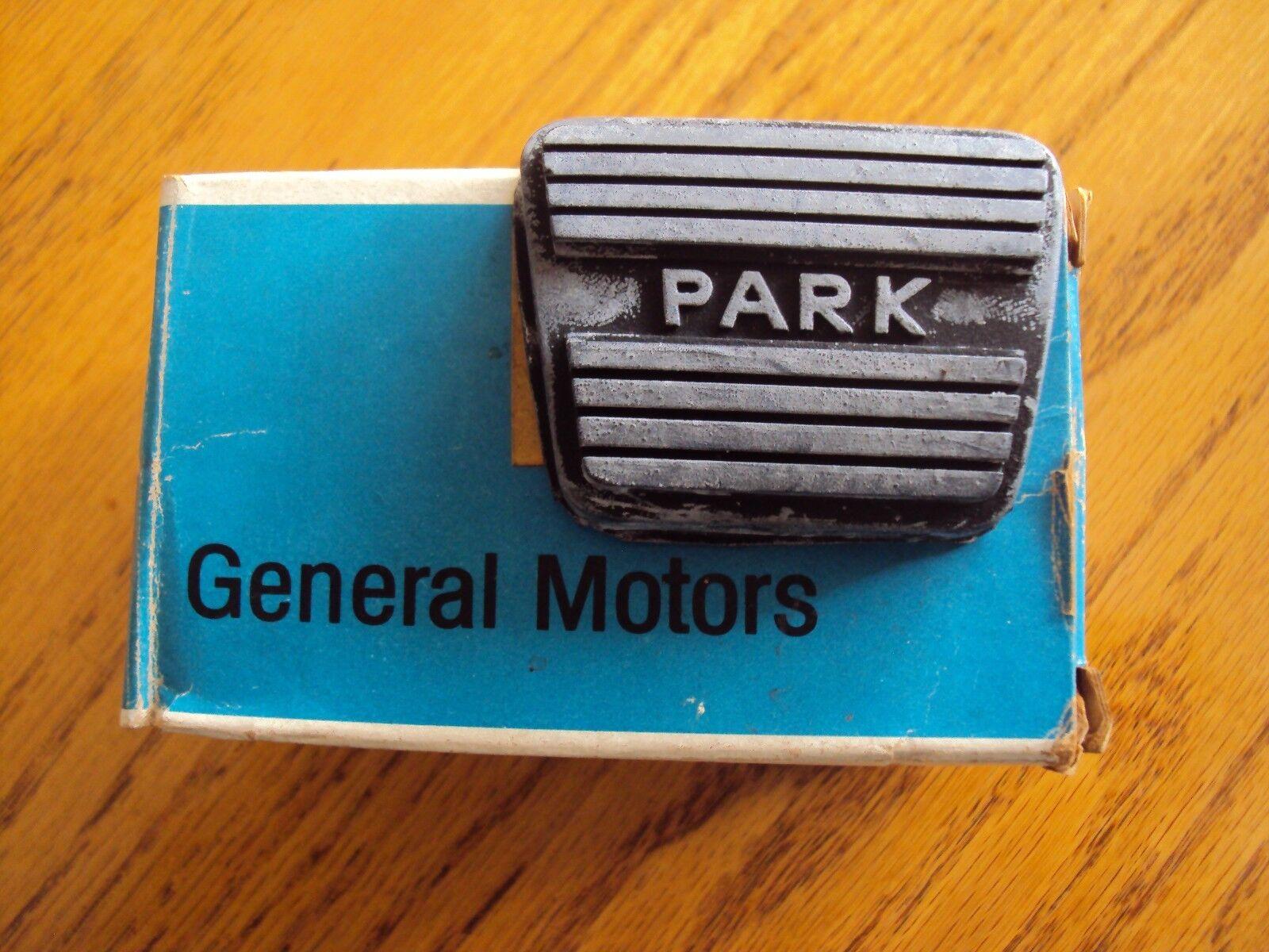 64 - 81 GM NOS Park Brake Lever Pad Buick Chevy Pontiac Oldsmobile DISCONTINUED