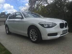 2013 BMW 1 Hatchback Mount Eliza Mornington Peninsula Preview