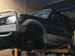 1991 to 1997 Mitsubishi Pajero Wrecking/Repairs Malaga Swan Area Preview