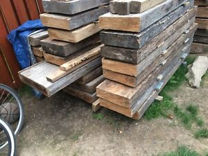 Wood lumber Parallam beams